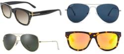 Designer Sunglasses at Jet.com: Extra 25% off