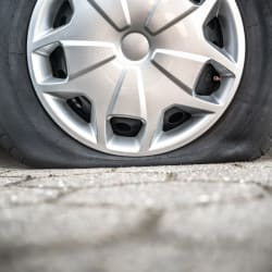 Tire Patch Cost >> Why Not To Repair A Flat Tire With Tire Sealant