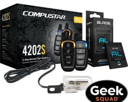 Compustar 2-Way Remote System, Installation $250