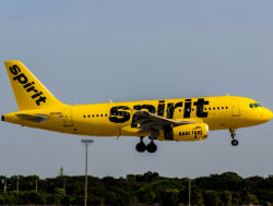 Spirit Airlines Fares to Midwest US from $40 1-Way