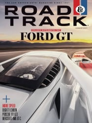 Road & Track Magazine 1-Year Subscription for free