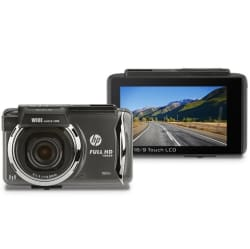 HP 1080p WiFi Touchscreen Car Dash Camera for $60