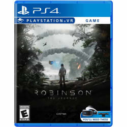 Robinson: The Journey for PS4 VR $20