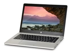 "Refurb HP EliteBook Core i5 Dual 14"" Laptop $186"
