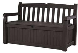 Keter Eden 70-Gallon Outdoor Storage Bench for $78