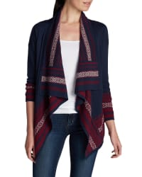 Eddie Bauer Women's Nordic Cardigan Sweater $35