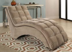 Abbyson Living Alexis Fabric Chaise from $184