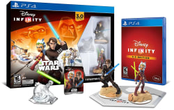 Disney Infinity Figures: Buy 1, get 4 more free
