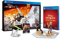 Disney Infinity Figures: Buy 1, get 4 more free