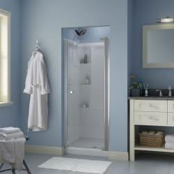 Delta Mandara Semi-Frameless Shower Door for $194