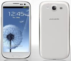 Samsung Galaxy S III Review: A Big Screen Smartphone with Brawny Specs
