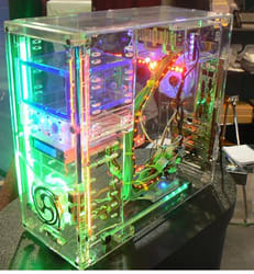 Pimpin' Your PC: Cheap, Do-It-Yourself Computer Modifications