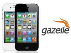 Get a Gazelle Trade-in Rate for Your iPhone 4S Now, Then Keep It Until October