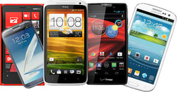 Not an iPhone Fan? Find Your Ideal 4G Smartphone