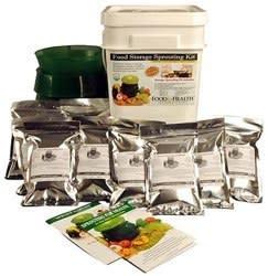 Emergency Preparedness: Check Serving Sizes of Emergency Food Kits