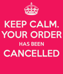 Did You Have a Black Friday or Cyber Monday Order Cancelled?