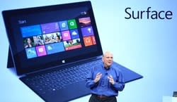 Will the Microsoft Surface Tablet Go the Way of the BlackBerry PlayBook?