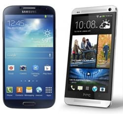 Samsung Galaxy S4 vs. HTC One: Which Android Phone Reigns Supreme?