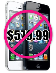 The Price of the iPhone 5 on T-Mobile's Un-leashed Plan Just Went Up $50