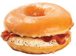 The Bacon Doughnut Sandwich: The End of Civilization As We Know It?