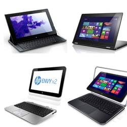 Windows 8 Hybrids That Give the Surface Pro 2 a Run for Its Money