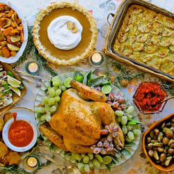 Thanksgiving Kitchen Deals: Free Up Your Oven With a $24 Turkey Roaster