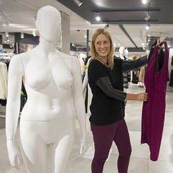 Mannequins With Back Fat Are Coming to a Store Near You