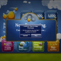 In-App Purchases on Free Games: A Necessary Evil, But Few People Are Paying