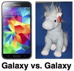 Samsung Galaxy S5 vs. Galaxy the Unicorn: Which Is the Better Buy?