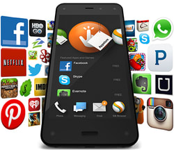 6 Reasons Why the Amazon Fire Phone is Different