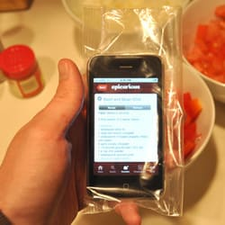Video Review: Is a Ziploc Bag as Good as a Waterproof Case for Your Gadget?