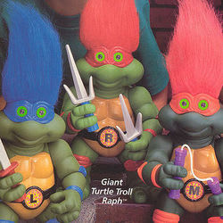 TMNT WTF: Celebrating 32 Years Of Terrible Turtle Toys