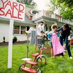 Empty the Garage, Fill Your Wallet: 7 Tips to Super Charge Your Garage Sale