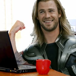 Customer Service Reps Should Roleplay as Thor More Often