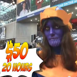 Can You Guess How Much These People Paid for Their Costumes?