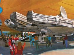 Rumor Roundup: Star Wars Land? Stab, Guv'nor? Apple Stuff? More?