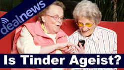 VIDEO: Over 30? Tinder Will Charge You More for a Subscription