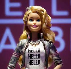 Barbie Wants to Talk to Your Kids: Can a Wi-Fi-Enabled Barbie Revitalize America's Favorite Doll?
