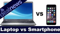 VIDEO: If You Could Only Have a Smartphone or a Laptop, Which Would You Choose?