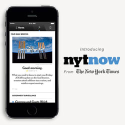The NYTimes Now App No Longer Requires a Paid Subscription