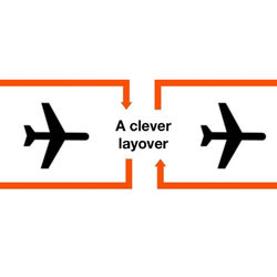 CleverLayover: Save $300, but Risk Missing Your Connection?