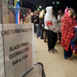 'I Bought 8 TVs at Once': Stories From People Who Have Camped Out for Black Friday