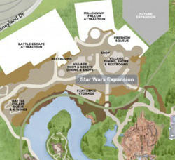 Rumor Roundup: Have the Plans for Star Wars Land Been Smuggled to the Rebellion?