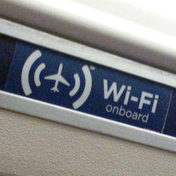POLL: What Do You Think of Internet on Airplanes?