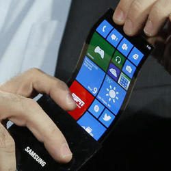 Rumors: Is Samsung Working on a Flexible Smartphone?