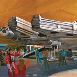 Rumors: Is a Star Wars Roller Coaster Coming to Disneyland?