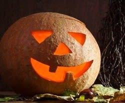 How to Turn Your Plain Pumpkin into a Spooky Jack O'Lantern