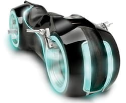 Low, Low Rider at a High Price: The Cost of Owning a Tron Legacy Light Cycle