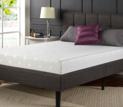"Spa Sensations 8"" Memory Foam Mattress for $114"