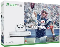 XB1 S 1TB Madden 17 Console, Controller, Game $349